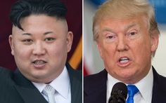 """Tensions between the United States and North Korea are now so high that war is """"a real possibility"""" that Britain must prepare for, a respected defence think tank has warned."""