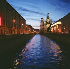 saint petersburg, russia. by narumi.