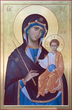 Religious Images, Religious Icons, Religious Art, Our Lady Of Rosary, Roman Church, Blessed Mother Mary, Byzantine Icons, Christian Art, Beach Art