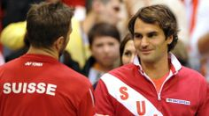 Australian Open champion Stanislas Wawrinka acknowledges that Switzerland has its best chance in years to win a first Davis Cup title. Thursday's draw should pair Wawrinka and Federer in the opening singles against Kukushkin and 64th-ranked Andrey Golubev. Tune in to Tennis Channel Friday for complete coverage.