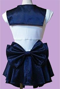 How to make a Sailor Moon of leotard