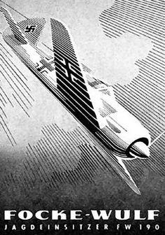 FW 190 advert