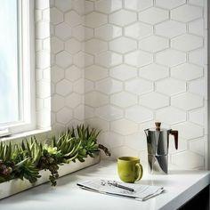 Hexagonale Fliesen Küchen In 34 Beeindruckenden Designs