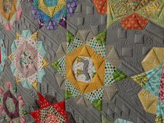 Had to pin this gorgeous quilting