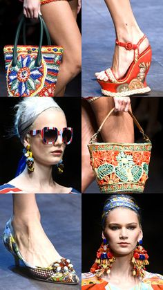 Yea or Nay: Dolce Spring 2013 Accessories | Tom & Lorenzo