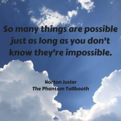 Phantom Tollbooth quote