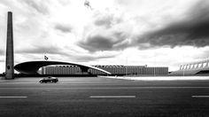 Oscar Niemeyer, Gonzalo Viramonte · Concha Acoustica · Divisare