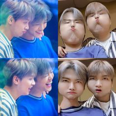"""Our Fullsun and our Bunny baby. Haechan and Jaemin is the most sweet adorable cute boys. I love you both Nana-ya, Haechan-ah. Nct Taeyong, Mark Lee, K Pop, Nct Dream Jaemin, K Wallpaper, Na Jaemin, Meme Faces, Blue Aesthetic, Winwin"