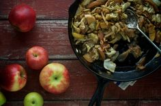 Vinotok and Cabbage and Apples — Nourished Kitchen