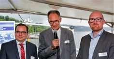 Duisburg: Universitätsempfang für die Neuberufenen