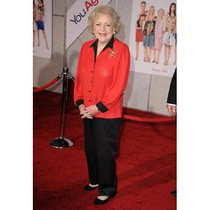 Betty White - How can you not love her?