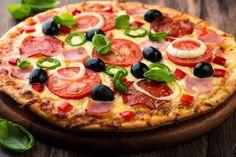 Пицца с ветчиной с доставкой на дом