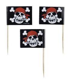 Ver detalles de Pinchos Calavera Pirata (30)