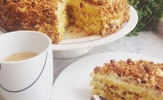 Skal du bake bare en kake i hele ditt liv, må det bli denne. Pudding Desserts, No Bake Desserts, Swedish Recipes, Sweet Recipes, Baking Recipes, Cake Recipes, Sweet Corner, Norwegian Food, Scandinavian Food