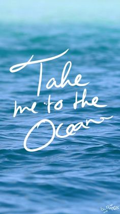 Iphone Wallpapers – Take me to the ocean quote iPhone Wallpaper by Preppy Wallpapers – Wallpapers Strand Wallpaper, Beachy Wallpaper, Ocean Wallpaper, Summer Wallpaper, Wallpaper Quotes, Mermaid Wallpaper Iphone, Iphone Wallpapers, Cute Wallpapers, Wallpaper Wallpapers