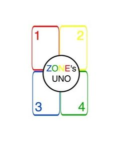 Free! Zones of Regulation uno style game