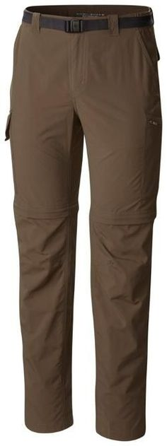 "Columbia Men's Silver Ridge Convertible Pants 32"" Inseam - Big Sizes Major 48"