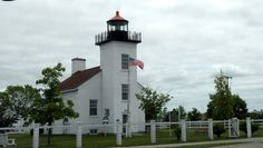 Escanaba, Michigan Lighthouse