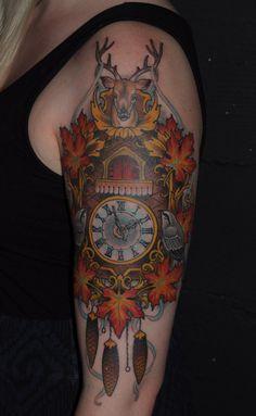 13 clock sleeve