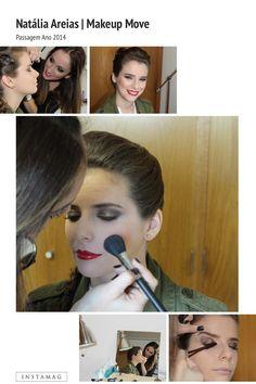 Makeup marron