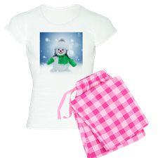Snowman Wishes Pajamas