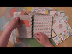 A Closer Look at the This and That Epic Day Journal / Smash Book Products from Stampin' Up! UK
