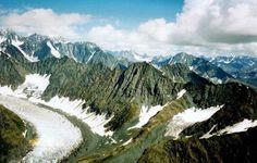 Mongolia Altai Mountains
