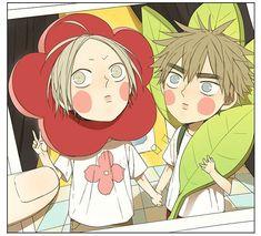 Read 19 Days Chapter 74 - The super cute and funny adventures of a boy and his BFF(best friend forever). Enjoy the manga! All Anime, Anime Love, Manga Anime, Anime Art, Demon Manga, 19 Days Characters, Hetalia, 19 Days Manga Español, Tan Jiu