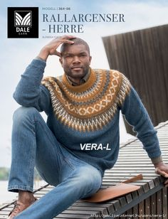 Søkeresultater for «Herre Pullover Design, Sweater Design, Fair Isle Knitting, Hand Knitting, Icelandic Sweaters, Knit Art, Knitting For Beginners, Knit Or Crochet, Blue Fashion