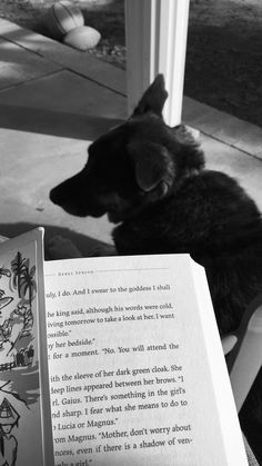 Reading with the best company