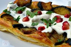 Puff Pastry Recipes, Lidl, Frittata, Mozzarella, Vegetable Pizza, French Toast, Vegetables, Breakfast, Foods
