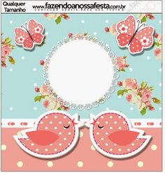 Pájaros y Mariposas: Etiquetas para Candy Bar para Imprimir Gratis. Printable Box, Free Printables, Ginger House, Baby Scrapbook Pages, Bird Free, Baby Frame, Candy Boxes, Background Patterns, Diy Paper