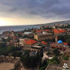 The amazing ancient Byblos جبيل الرائعة والقديمة By Fadl Rostom Photography  #Lebanon #WeAreLebanon
