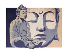 Items similar to retro graffiti style Buddha fine art print poster illustration, on Etsy Buddha Wall Art, Buddha Painting, Art Drawing Images, Art Drawings, Flower Painting Canvas, Canvas Art, Budha Art, Abstract Pencil Drawings, Yoga Art