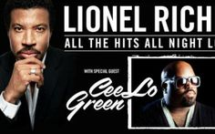 The Denver Deal: Lionel Richie and CeeLo Green tickets 49% off 6/11/14 at Red Rocks