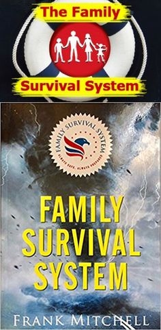 The Family Survival System was created by Frank Mitchell, a proud member of the US Armed Forces and a certified disaster and survival expert with years of experience. The realization that the next economic disaster is imminent inspired him to create the Family Survival System. Notice it's not called a course or a guide. It's called a system because each section has step-by-step instructions with a checklist of action items. Armed Forces, Step By Step Instructions, Self Help, Survival, Action, Motivation, Inspired, Create