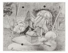 Works on paper - Scott Anderson