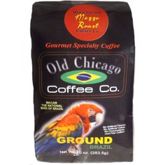 Popular for espresso and offering a rich crema, this American roast medium coffee is roasted with coffee beans that feature 80 percent yellow bourbon with the remaining variety mundo novo. This offers wonderful floral hints along with an aroma of vanilla & almond plus distinct flavors of sweet chocolate, cinnamon and even strawberry.