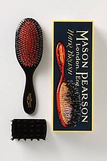 Mason Pearson Brush // i aspire to own a mason pearson one day.