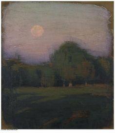 John Joseph Felsing, Jr. Nocturne, Abstract Landscape, Landscape Paintings, Music Painting, Encaustic Art, Light Art, Ciel, Collage Art, Light In The Dark