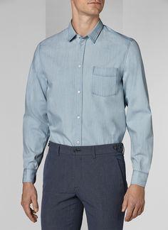 cb12efaccca4 13 meilleures images du tableau De Fursac Men s Shirts   Chemises De ...