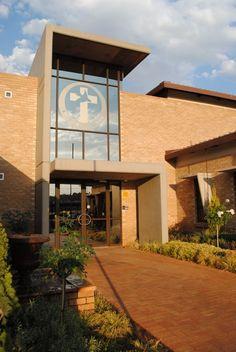 Hatfield Christian School Admin Block PRETORIA
