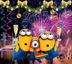 Minions New Year