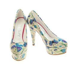 Heels Butterflies I, 69€, now featured on Fab by Elite Goby.