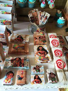 Moana Party Birthday Party Ideas | Photo 6 of 22
