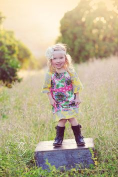 Buttercup Boho Peasant Dress/Top Available In Custom by ivyandA, $30.00