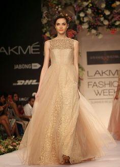 Fashion: Shyamal & Bhumika Show at Lakme Fashion Week Summer/Resort 2014