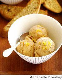 star anise lemon sorbet ice cream popsicle lemon sorbet ice blocks ...