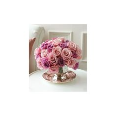 Flowers ❤ liked on Polyvore