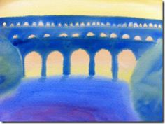Rome Aqueduct Mom